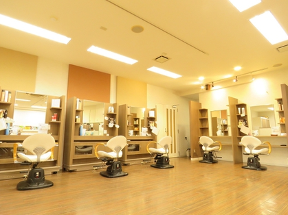 fragrance 【フレグランス】(札幌/美容室)の写真