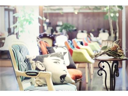a Gland Cachette 南船場店 【アグラン カシェット ミナミセンバ】(心斎橋・天王寺・難波/美容室)の写真
