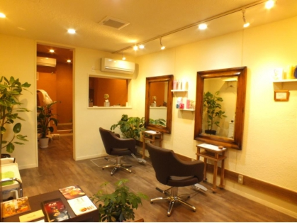Pavone 【パボーネ】(京都市/美容室)の写真