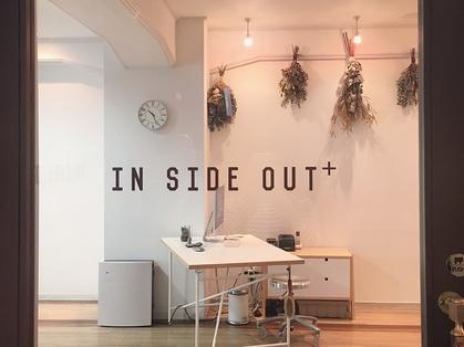 IN SIDE OUT+(神戸・元町・三宮・灘区/美容室)の写真