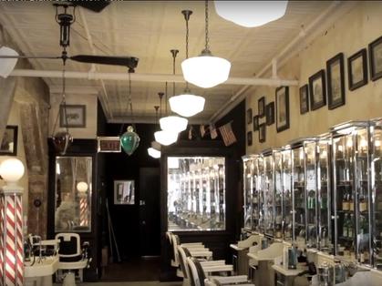 LUDLOW BLUNT 代官山店【8月5日オープン】(渋谷・恵比寿・代官山/美容室)の写真