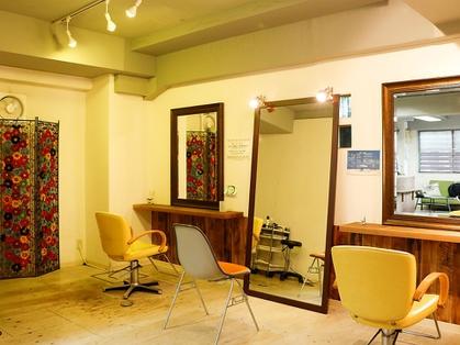 HAIR DESIGN ROOM hale 【ヘアー デザイン ルーム ハレ】(長崎・佐世保/美容室)の写真
