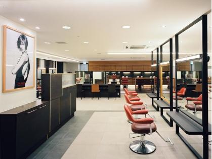 資生堂ビューティーサロン 札幌東急店(札幌/美容室)の写真