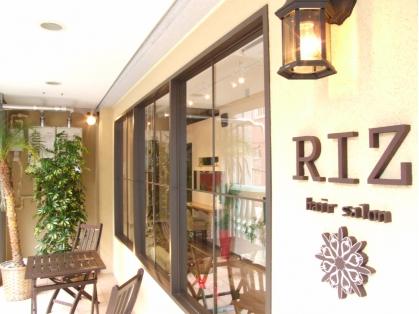 RIZ 【リズ】(神戸・元町・三宮・灘区/美容室)の写真