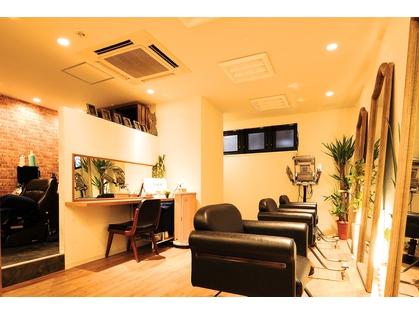 AU'Z hair make 【オウズ ヘアメイク】(神戸・元町・三宮・灘区/美容室)の写真