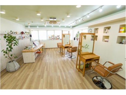 hair design PERCHE(松本・安曇野・諏訪/美容室)の写真