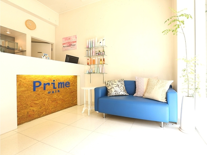 Prime(福島・野田・大正・西淀川/美容室)の写真