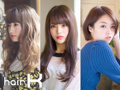 hair K 【ヘアーケー】(熊本・天草/美容室)の写真