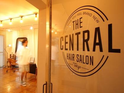 THE CENTRAL(渋谷・恵比寿・代官山/美容室)の写真