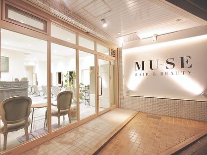 MU-SE 一社店(名古屋/美容室)の写真