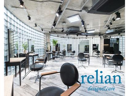 relian 青山(原宿・表参道・青山/美容室)の写真