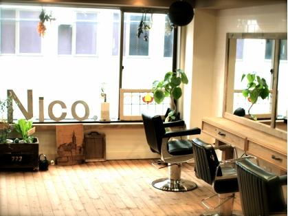 Nico.【ニコ】(神戸・元町・三宮・灘区/美容室)の写真