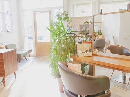 Pulin-hair room【プリンヘアルーム】(宗像・糟屋・大野城・筑紫野/美容室)の写真