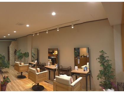 Hair&Head Spa ambitious【アンビシャス】(那覇・名護・離島/美容室)の写真