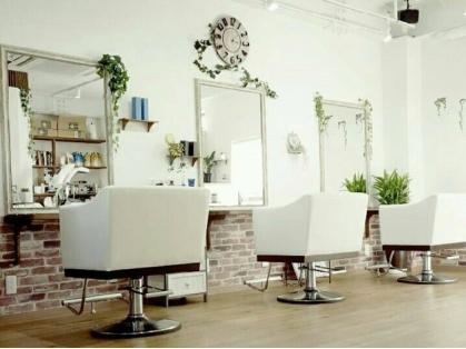 GARDEN for hair(鹿児島・薩摩川内/美容室)の写真