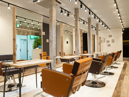 Agu hair roots【アグ ヘアー ルーツ】札幌7号店(札幌/美容室)の写真