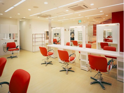 Shampoo ススキノラフィラ店(札幌/美容室)の写真