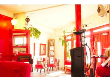 美容室POP天国レッドリリィ(函館/美容室)の写真