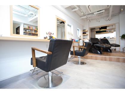 evergreen HAIR DESIGN【エバーグリーン ヘアデザイン】(神戸・元町・三宮・灘区/美容室)の写真