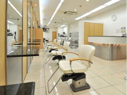 TOP HAIR ベイエリア店(福島・野田・大正・西淀川/美容室)の写真