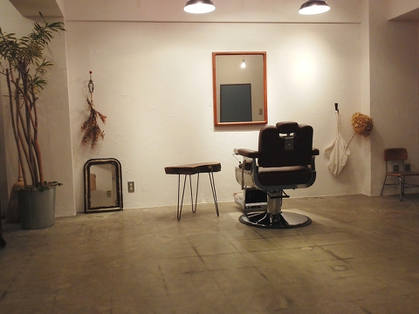 YAMABIKO(自由が丘・中目黒/美容室)の写真
