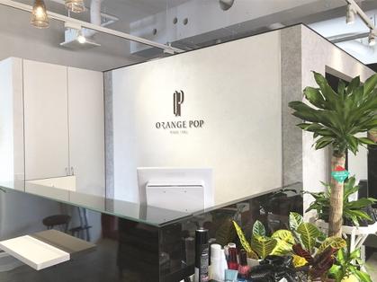 ORANGE POP 我孫子店 【オレンジポップ】(柏・松戸・我孫子・野田/美容室)の写真