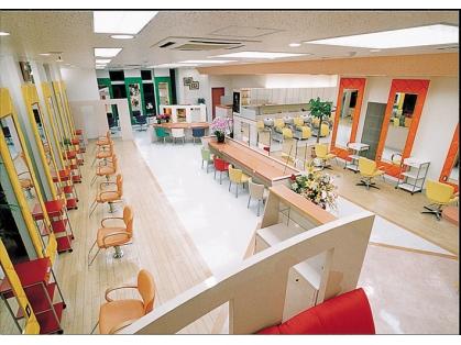 美容室 UNIVERSAL(福島・郡山・いわき・会津若松/美容室)の写真