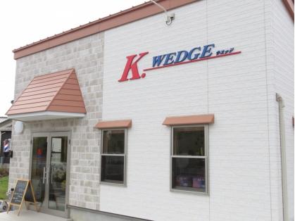 K.WEDGE-ウェッジ-【ケーウェッジ】(福島・郡山・いわき・会津若松/美容室)の写真