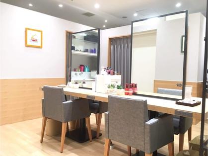 アトリエはるか 京王モールアネックス店(新宿・代々木・高田馬場/美容室)の写真