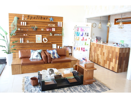 Spalibur 【スパリブール】(福島・郡山・いわき・会津若松/美容室)の写真