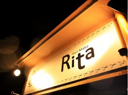 Hair Make Rita 【リタ】 平端店(奈良・生駒・橿原/美容室)の写真