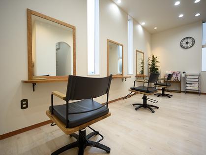 hair care & design shaleur(知多・碧南・西尾・蒲郡/美容室)の写真