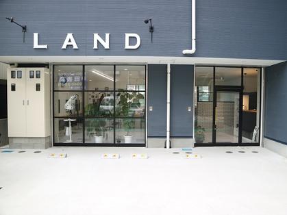 LAND【ランド】(宗像・糟屋・大野城・筑紫野/美容室)の写真