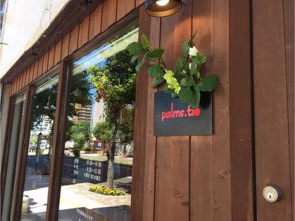 palms.tie 【パームス・タイ】(札幌/美容室)の写真