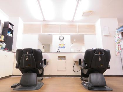 カットステージ コウ(札幌/美容室)の写真