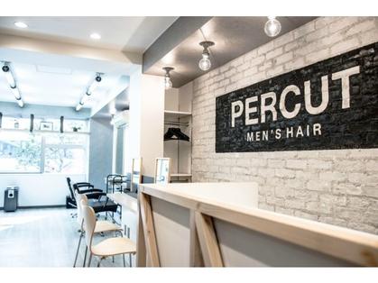 MEN'S HAIR PERCUT 新宿店 【メンズヘア パーカット】(新宿・代々木・高田馬場/美容室)の写真