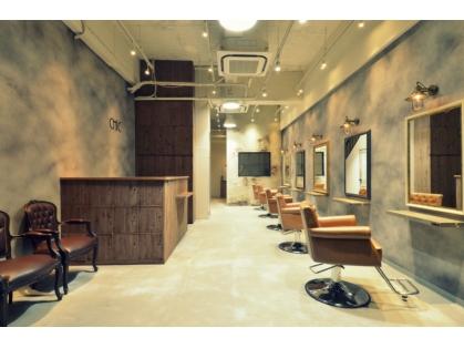 CHIC 【シック】大宮東口(さいたま・川口/美容室)の写真