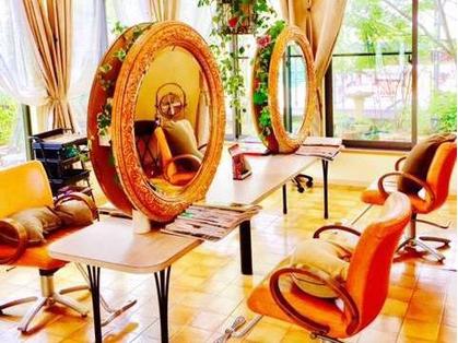サロンドシエル(北九州市/美容室)の写真