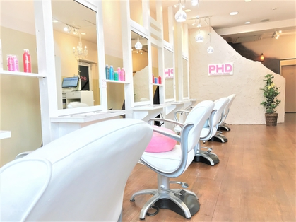 Pastel Hair Design(錦糸町・両国・小岩・新小岩/美容室)の写真