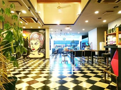 美容室グラフィティー(福島・郡山・いわき・会津若松/美容室)の写真