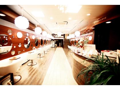 美容室 パンデミック 上京店(長崎・佐世保/美容室)の写真