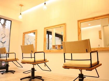hair studio siro【ヘアースタジオ シロ】(新宿・代々木・高田馬場/美容室)の写真