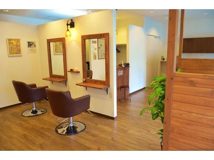 Hair salon Cantra 【ヘアーサロンカンテラ】(さいたま・川口/美容室)の写真