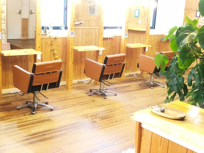 LaLa Terrace【ララテラス】(神戸・元町・三宮・灘区/美容室)の写真