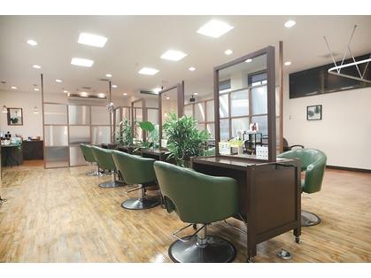 hair salon CROWD(久留米・大牟田/美容室)の写真