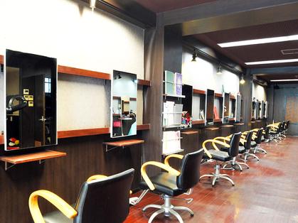 GUMA LUXBE 【グーマ ラックスビー】 あびこ店(福島・野田・大正・西淀川/美容室)の写真