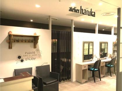 アトリエはるか PLUS EYELASH ルミネエスト新宿店(新宿・代々木・高田馬場/美容室)の写真