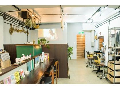 kanah【カノア】(神戸・元町・三宮・灘区/美容室)の写真