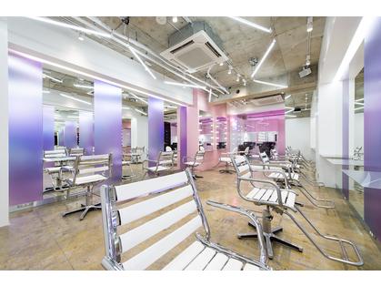 HOLOGRAM ROPPONGI HAIR 【ホログラム ロッポンギ ヘアー】(六本木・赤坂・麻布・白金/美容室)の写真