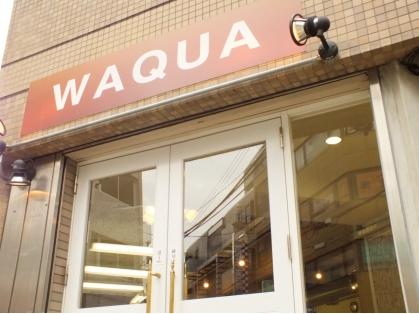WAQUA【ワクア】(神戸・元町・三宮・灘区/美容室)の写真